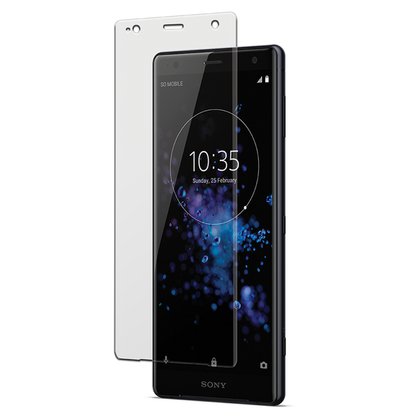 Roxfit Sony Xperia XZ2 Curved Tempered Glass Screen Protector - Uk Mobile Store
