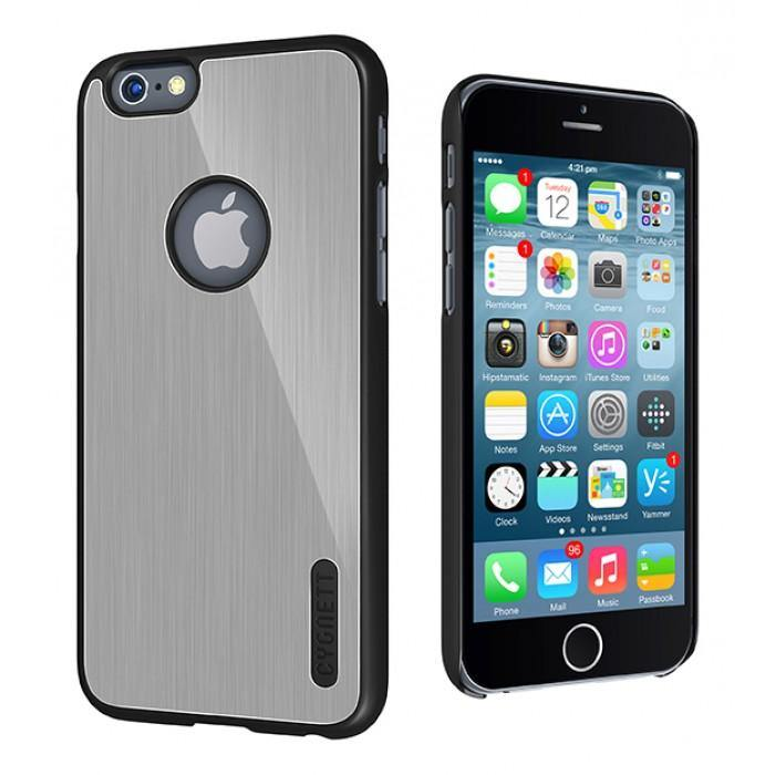 Cygnett iPhone 6 UrbanShield Case Silver - CY1663CPURB - Uk Mobile Store