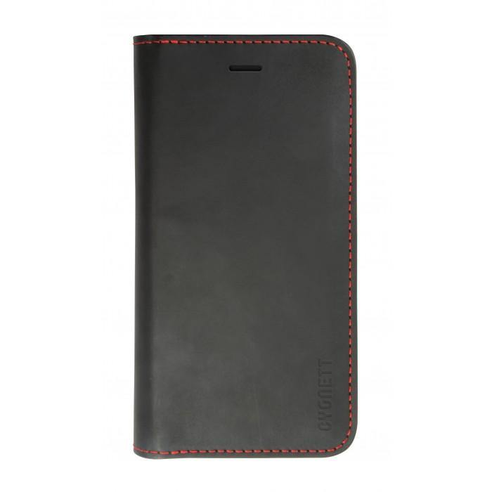Cygnett iPhone 6 Leather Flip Wallet Case - CY1680URBWT