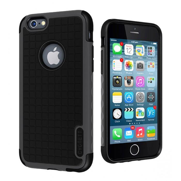 Cygnett iPhone 6 Workmate Case Black - CY1666CPWOR