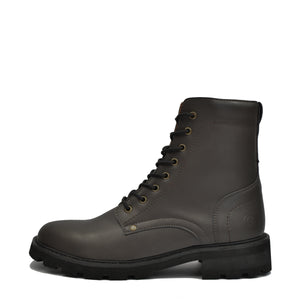 bottines vegan marron homme
