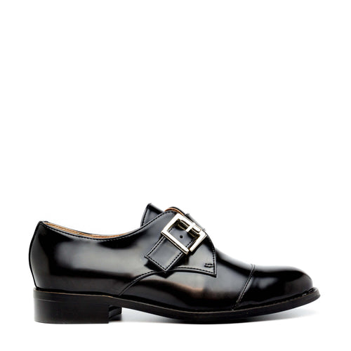 derbies monk vegan noire
