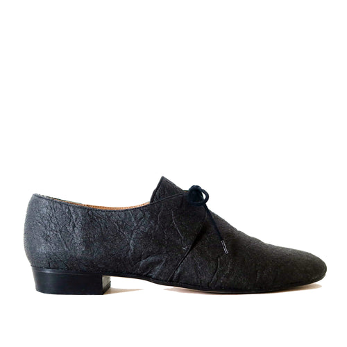 Derbies Tapir piñatex noir