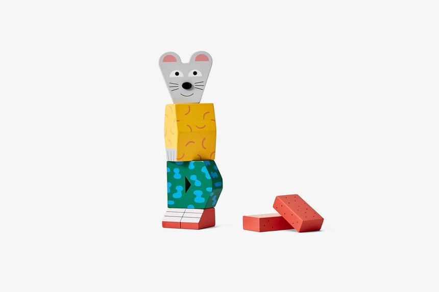 BLOCK PARTY FIGURES - MOUSE