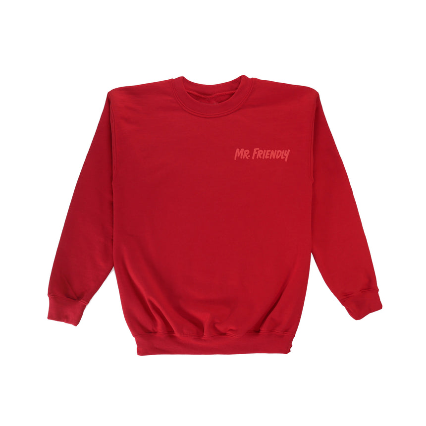 YOUTH PUFF PULLOVER
