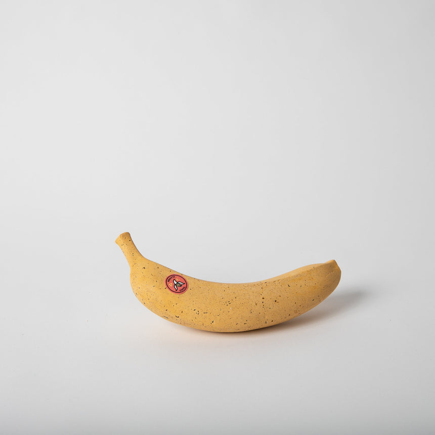 RIPE CEMENT BANANA