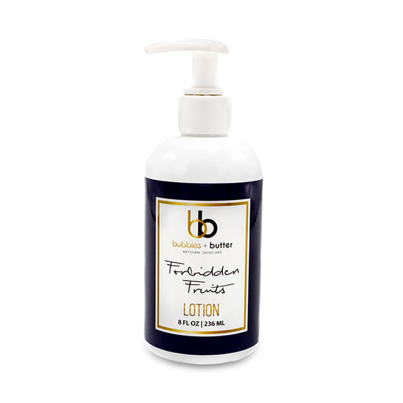 Bubbles and Butter - Forbidden Fruits Body Lotion