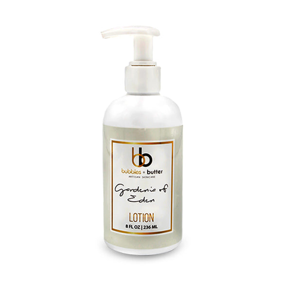 Bubbles and Butter - Gardenia of Eden Body Lotion