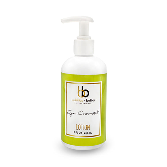 Bubbles and Butter - Go Coconuts! Body Lotion