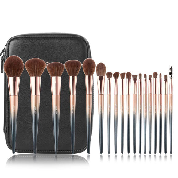 18 Pcs High Quality Professional Makeup Brushes Set