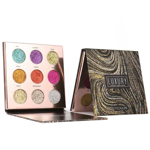 9 Colors Shimmer Powder EyeShadow Palette
