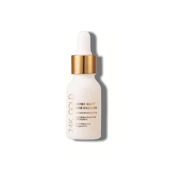24K Gold Infused Beauty Oil Rich in Vitamin A & E