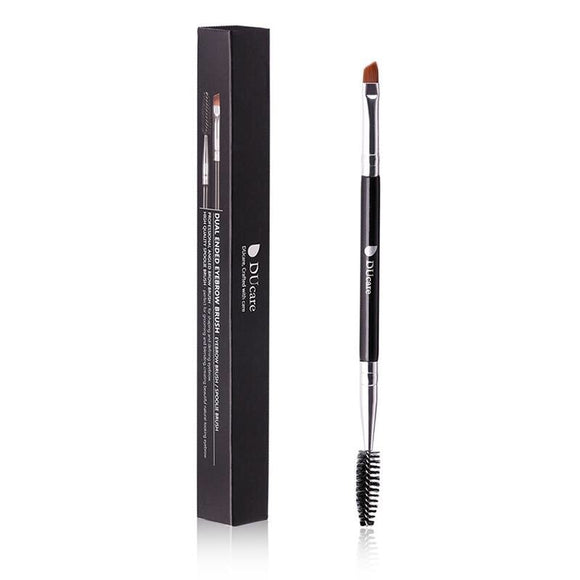 DUcare Eyebrow Brush + Eyebrow Comb, Spoolie Brush