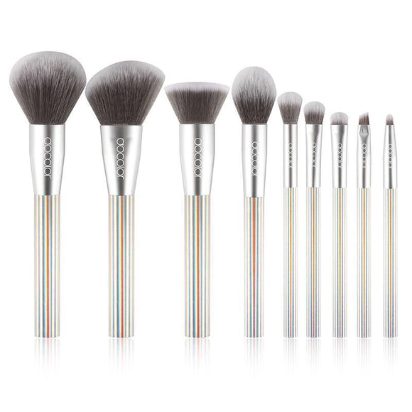 Docolor Pro High Quality 9 Pcs Brushes Set