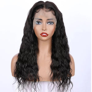 Brazilian Remy 360 Lace Frontal Wig With Baby Hair Pre Plucked Human Hair Wig