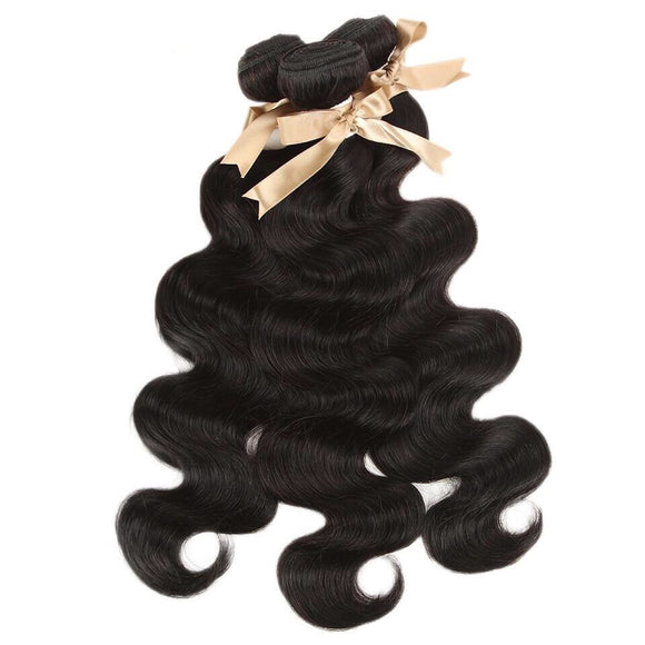 Brazilian Body Wave Bundles Wet And Wavy Human Hair Bundles