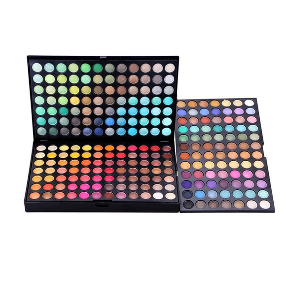 252 Colors Eyeshadow Palette, Eyeshadow Makeup Set
