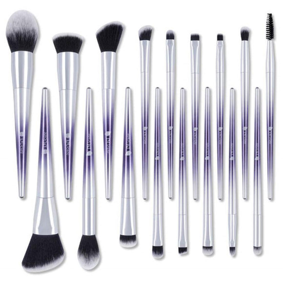 High Quality 17 Pcs Makeup Brushes Set