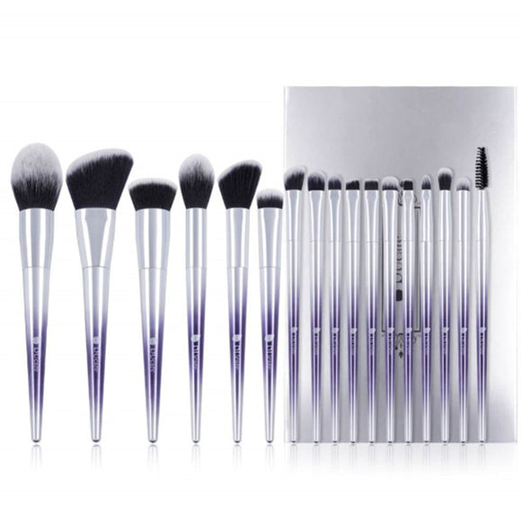 DUcare 9/17High Quality Makeup Brush Set