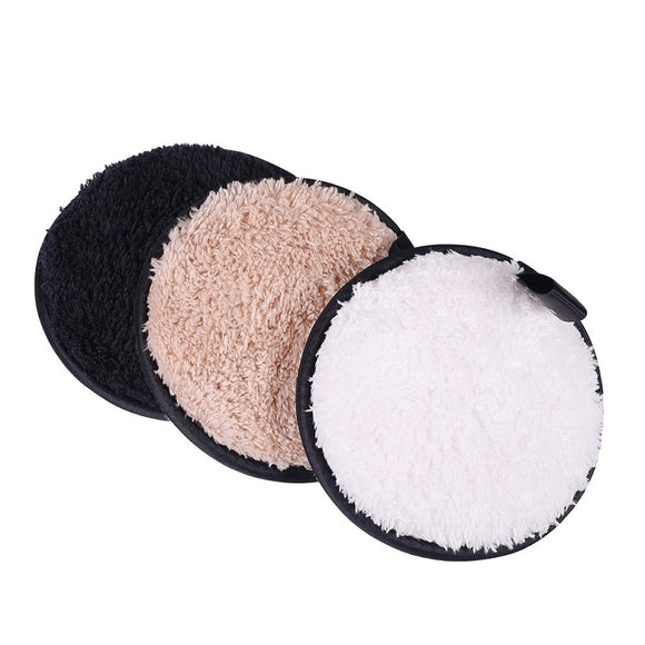 Microfiber Makeup Remover Reusable Cotton Pads