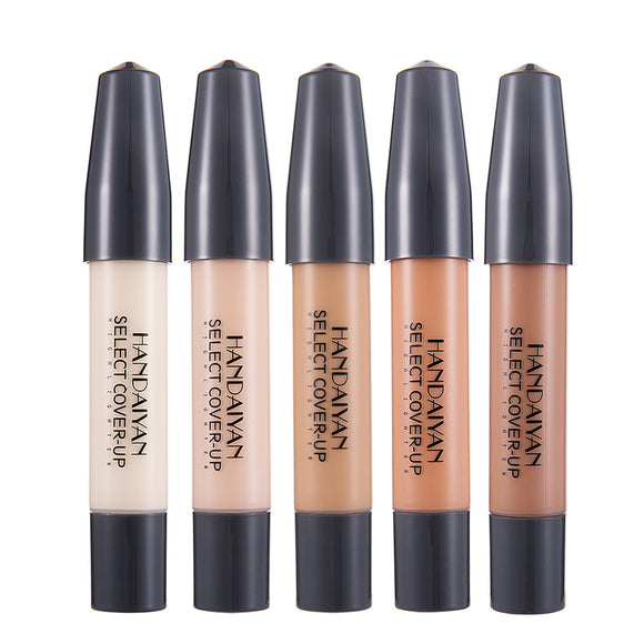 Facial Highlight Foundation Base Contour Stick Long-Lasting Oil Control Face Makeup Cream Concealer
