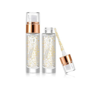 O.TWO.O 18ML Rose Gold Foil Face Care Essential Oil Makeup Face Primer - Prestige Beauty Shop