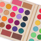 UCANBE 86 Colors Pretty All Set Eyeshadow Palette