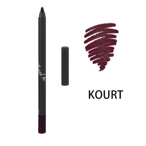 BUD K Waterproof Matte Lip Liner Pencil