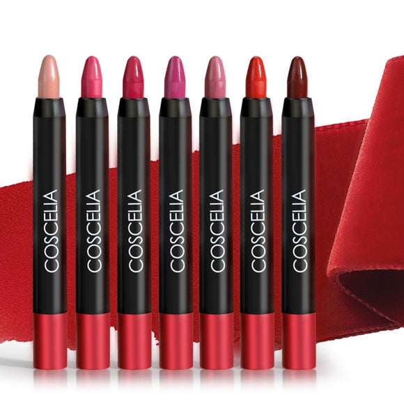 COSCELIA Waterproof Long-Lasting Matte Lipstick Pen