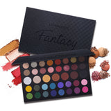 Fantasy 39 Colors Shimmer Eyeshadow Palette