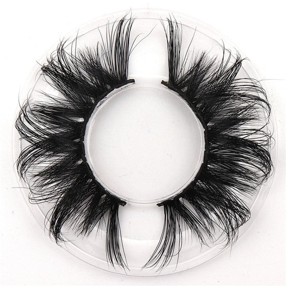 1 Pair Thick 5D Mink Lashes Extension