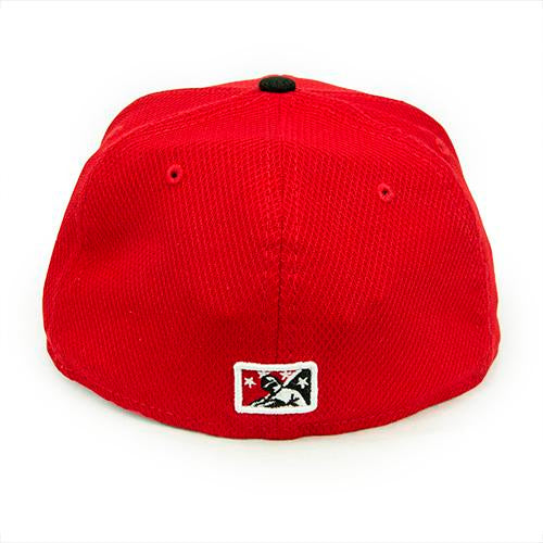 Men's New Era Authentic Home State Logo 59Fifty Fitted Cap