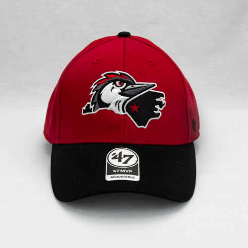 Fayetteville Woodpeckers 47 Brand Alternate Replica Red