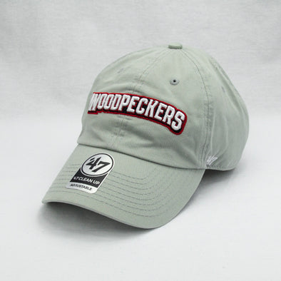 Men's '47 Brand Wordmark Clean Up Cap