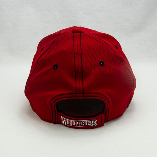 Fayetteville Woodpeckers 47 Brand Defiance Red
