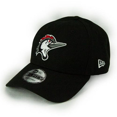 Fayetteville Woodpeckers New Era 9Forty Home Cap