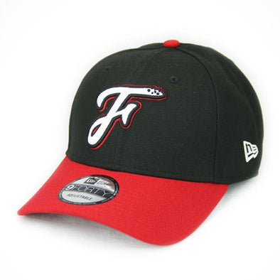 Fayetteville Woodpeckers New Era 9Forty Road Cap