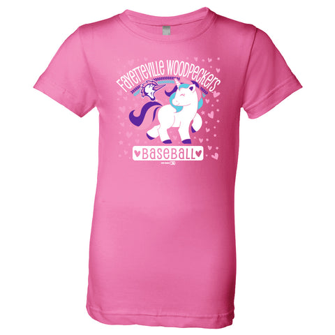 Youth Tropical Unicorn T-Shirt