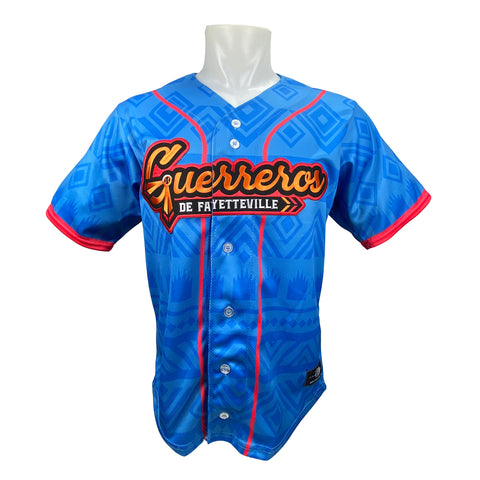 Men's OT Sports Guerreros Replica Jersey