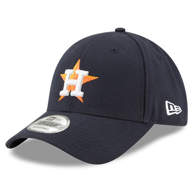 Houston Astros Men's New Era Adjustable Replica Hat