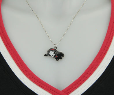 Women's PSG Home State Logo Necklace