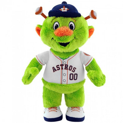 Houston Astros Forever Collectibles Plush Orbit