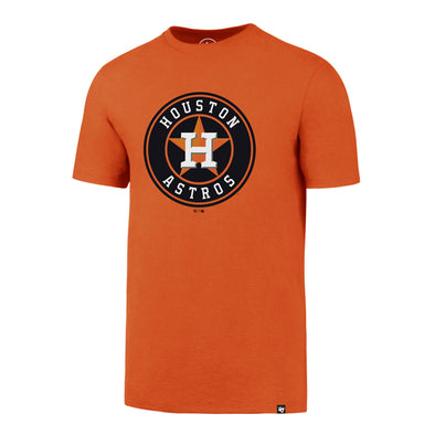 Houston Astros Men's '47 Brand Primary Logo T-Shirt