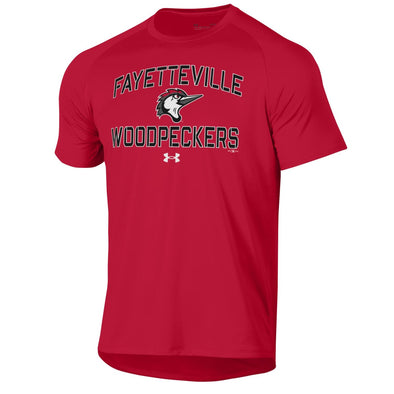 Men's Under Armour Tech T Red