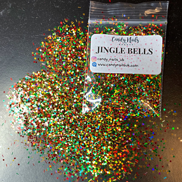 Jingle Bells Glitter