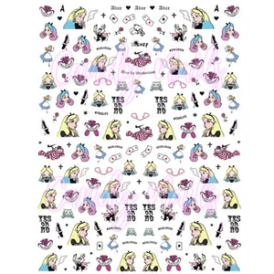 Alice Stickers