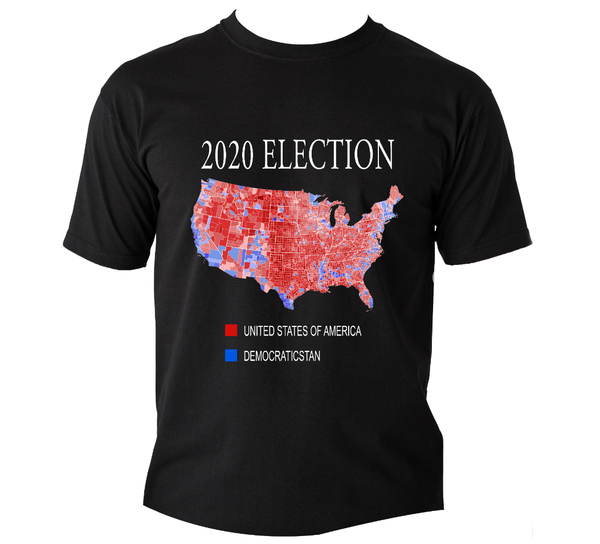2020 Election Cotton Tee Shirt