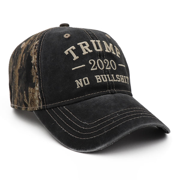 Trump Hat - No BullS#@&