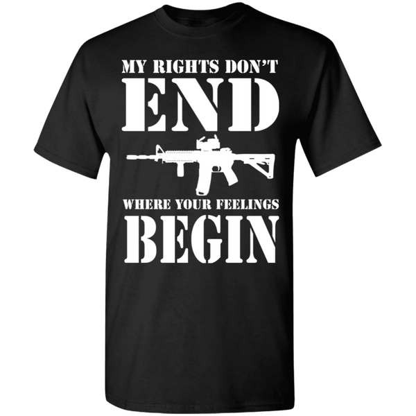 2A Gun Rights Shirt