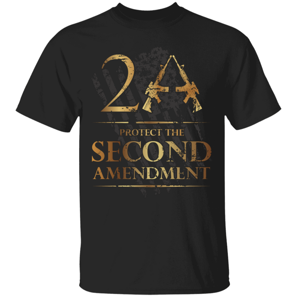 Protect the 2nd Amendment T-Shirt